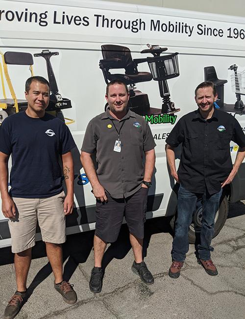amigo mobility center story