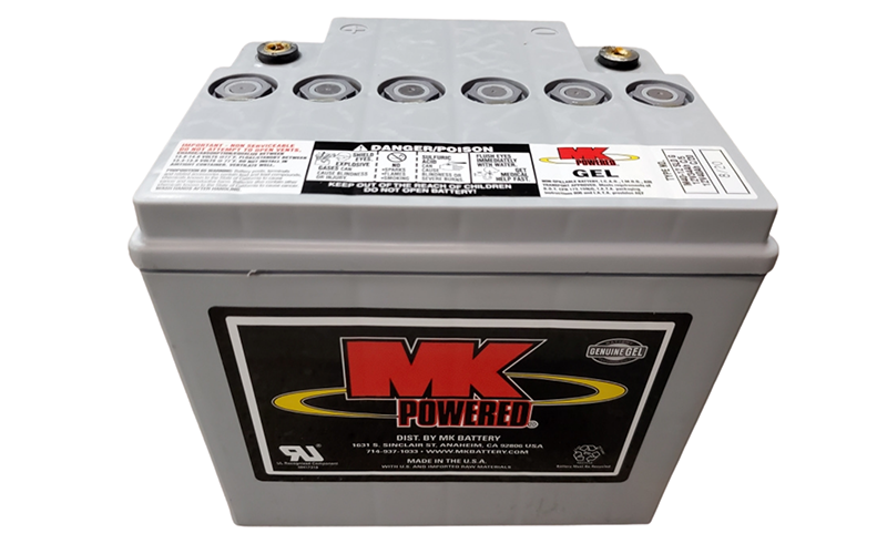 Amigo mk battery 40ah