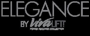 ELEGANCE Horizontal Viva Lift Logo
