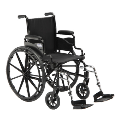 Invacare 9sl manual wheelchair