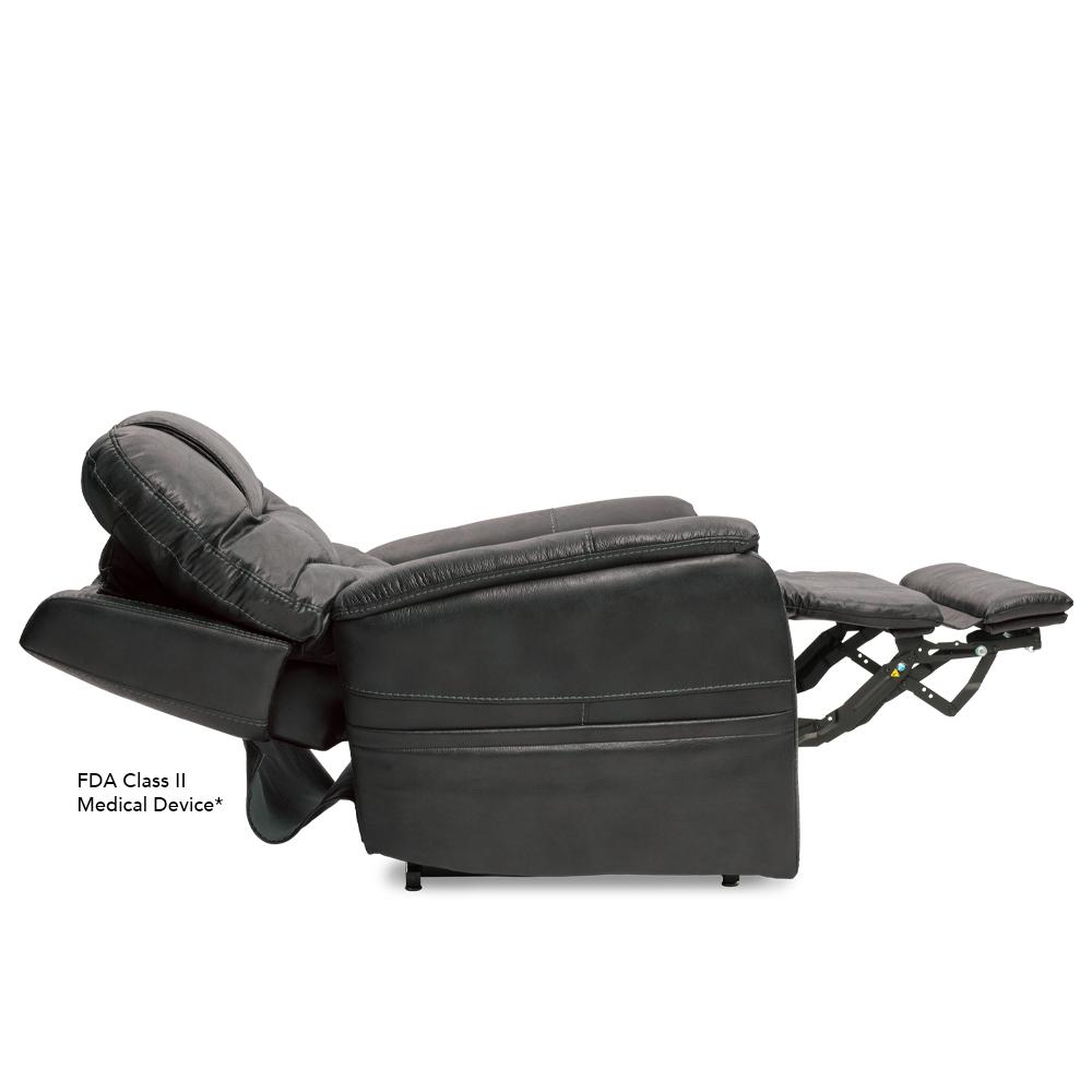 PLR975 Badlands Steel Profile Power Headrest