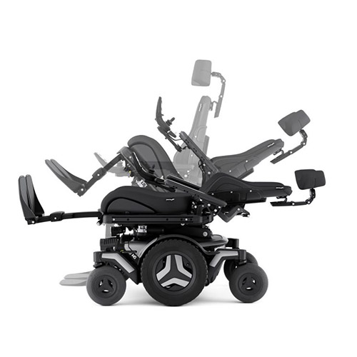Permobil m5 rehab power wheelchair