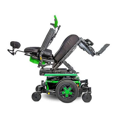 Quantum edge 3 rehab power wheelchair