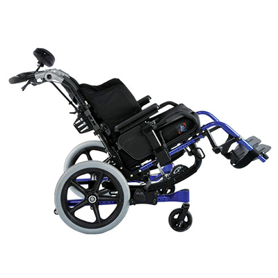 Sunrise medical quickie iris tilt in space manual wheelchair