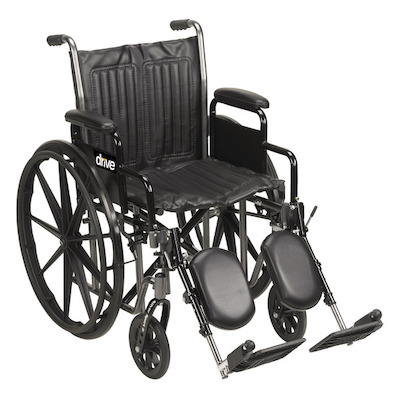 Drive silver sport 2 manual wheelchair